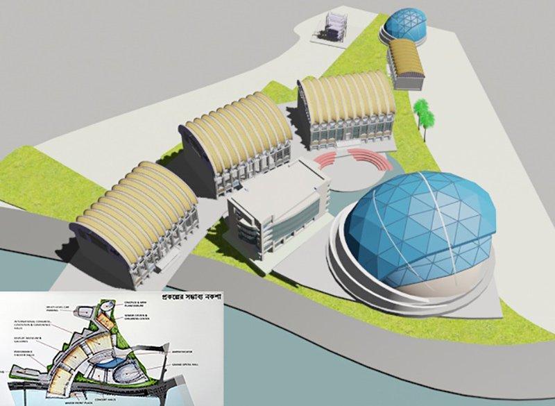 হাতিরঝিল অপেরা হাউস: ঢাকাই সংস্কৃতির নতুন কেন্দ্র