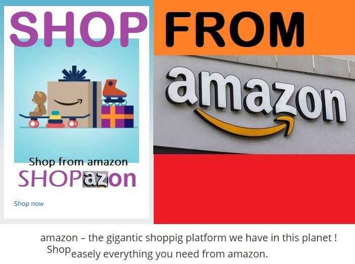 SHOPazon -SHOP from amazon !:) 2019 Amazon Deals & Promotions